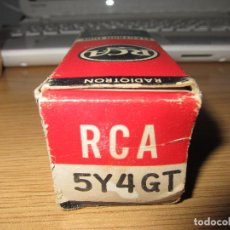 Radios antiguas: VALVULA 5Y4 GT NUEVA. Lote 130309090