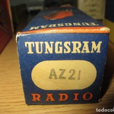 Radios antiguas: VALVULA AZ21 NUEVA. Lote 130310554