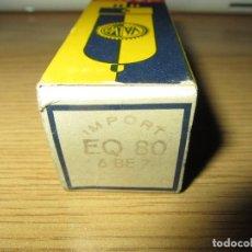 Radios antiguas: VALVULA EQ80=6BE7 NUEVA. Lote 130310894