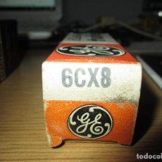 Radios antiguas: VALVULA 6CX8 NUEVA. Lote 130311110