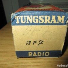 Radios antiguas: VALVULA AF7 NUEVA. Lote 130311362