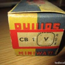 Radios antiguas: VALVULA CB1 NUEVA. Lote 130334178