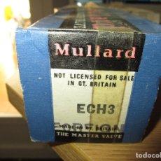 Radios antiguas: VALVULA ECH3 NUEVA. Lote 244925865