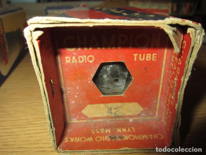 VALVULA 42 NUEVA (Radios, Gramófonos, Grabadoras y Otros - Repuestos y Lámparas a Válvulas)
