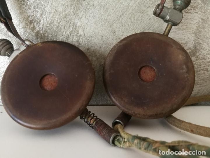 Radios antiguas: ANTIGUOS AURICULARES TELEFUNKEN - Foto 14 - 130596094