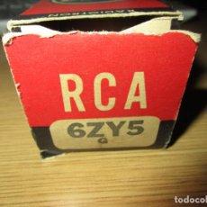 Radios antiguas: VALVULA 6ZY5NUEVA. Lote 130661553