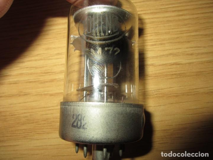 Radios antiguas: Válvula EM72 - Foto 2 - 131047564