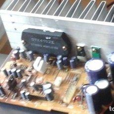 Radios antiguas: CIRCUITO IMPRESO CON COMPONENTES SONY. Lote 131289079