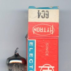 Radios antiguas: 6C4 / HYTRON / VALVULA ( ELECTRONIC TUBE ) ( NOS BOXED ) . Lote 132319458