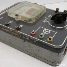 Radios antiguas: TRANSISTÓMETRO, ESCUELA DE RADIO MAYMÓ. Lote 145990952