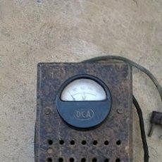 Radios antiguas: ANTIGUO TRANSFORMADOR DCA-AÑOS 50. Lote 133484066
