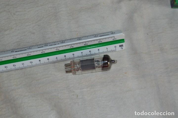 Radios antiguas: LOTE DE 3 VÁLVULAS - EL41 - EL86 - EL95/6DL5 - TUNGSRAM - ZAERIX - MINIWATT - VINTAGE - ENVÍO24H - Foto 12 - 134981458