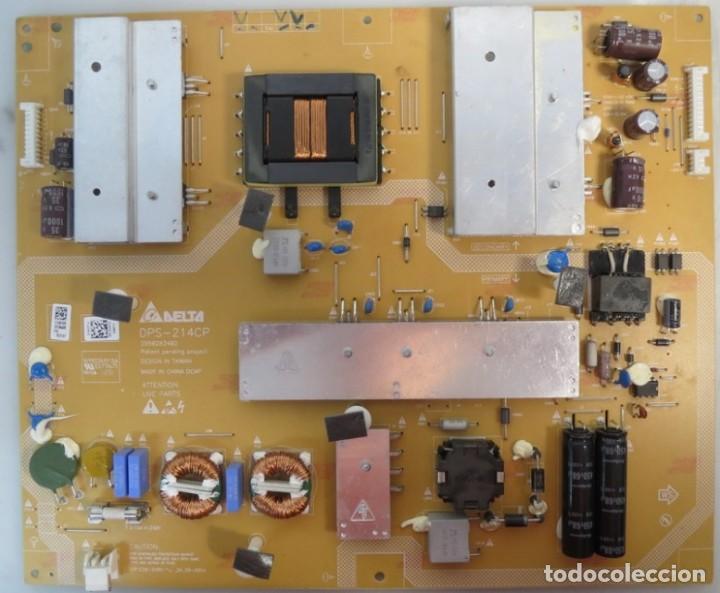 FUENTE DE ALIMENTACIÓN GRUNDIG TV LED VARIOS MODELOS (2950283402) (Radios, Gramófonos, Grabadoras y Otros - Repuestos y Lámparas a Válvulas)