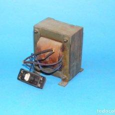 Radios antiguas: TRANSFORMADOR DE ALIMENTACIÓN PARA RADIO A VÁLVULAS.. Lote 138802106