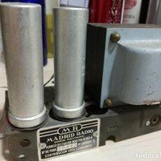 Radios antiguas: TRANSFORMADOR RADIO ANTIGUA VALVULAS AMPLIFICADOR HECHO. Lote 139344030