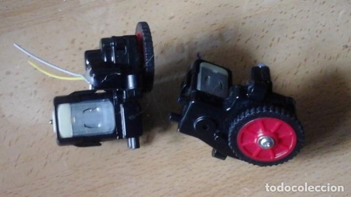 DOS MOTORES CON REDUCTORA (Radios, Gramófonos, Grabadoras y Otros - Repuestos y Lámparas a Válvulas)