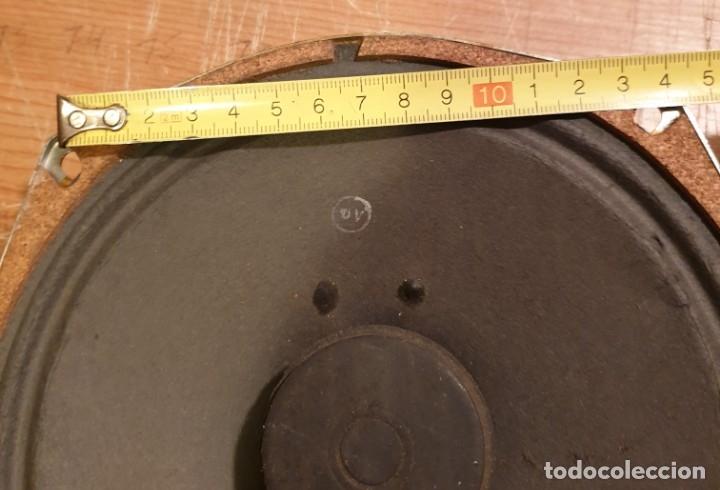 Radios antiguas: Altavoz de radio Antiguo - 20 cm - Foto 5 - 48416078