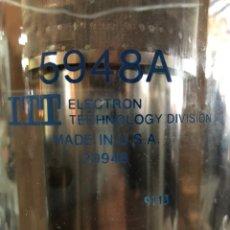Radios antiguas: LÁMPARA/VÁLVULA HYDROGEN THYRATRON ELECTRON TUBE. Lote 140682156