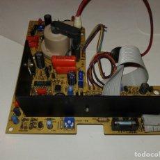 Radios antiguas: CIRCUITO IMPRESO CON COMPONENTES. Lote 141948110