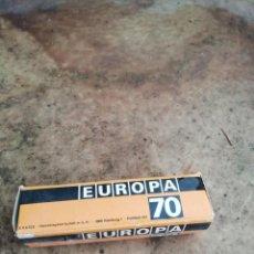 Radios antiguas: ANTIGUA CAJA VALVULA EUROPA 70 ECH 81. Lote 144652542