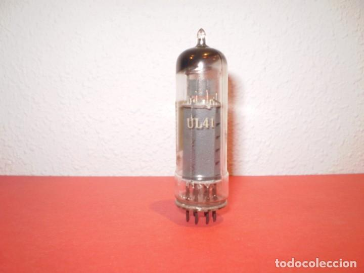 VALVULA UL41 USADA Y PROBADA. (Radios, Gramófonos, Grabadoras y Otros - Repuestos y Lámparas a Válvulas)