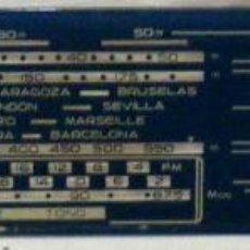 Radios antiguas - DIAL PARA RADIO A VÁLVULAS PHILIPS. - 146529370