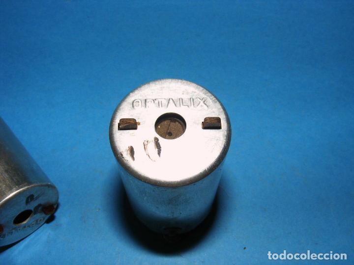 Radios antiguas: JUEGO DE BOBINAS F.I. (A.M.) - OPTALIX - PARA RADIO A VÁLVULAS. - Foto 2 - 146648102