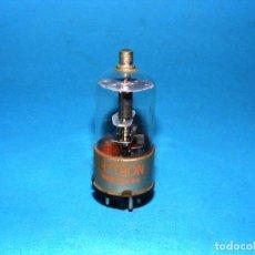 Radios antiguas: VÁLVULA 6Q7GT HYTRON - USADA - TESTADA.. Lote 148126382