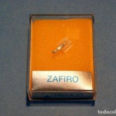 Radios antiguas: AGUJA REULO 251 S - PATHÉ MUCS - ZAFIRO - NUEVA. Lote 52369469