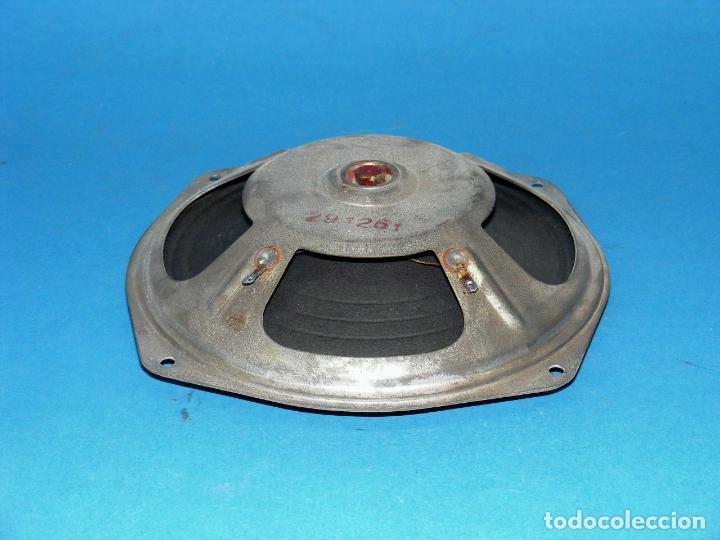 Radios antiguas: ALTAVOZ EXTRAPLANO - 8 OHM. - 17 CMS. - Foto 2 - 149589882