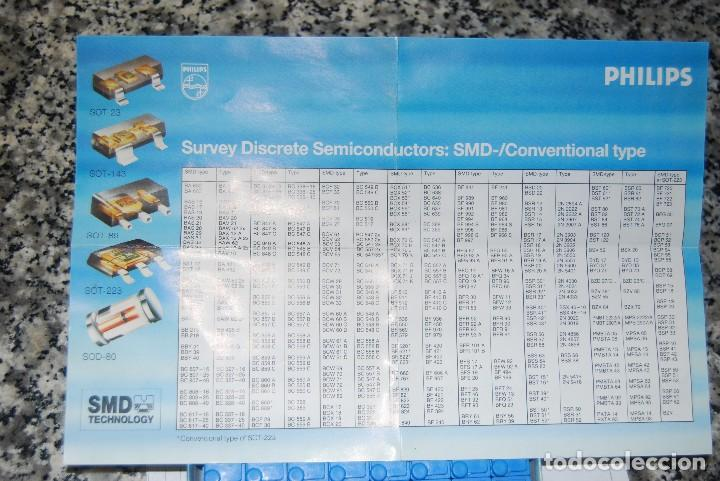 Radios antiguas: Componentes de electronica SMD - Foto 10 - 150738590