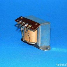 Radios antiguas: TRANSFORMADOR DE SALIDA - 6000 OHM. - 4 OHM.. Lote 150999330