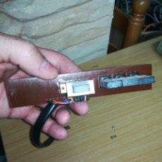Radios antiguas: CIRCUITO CONTROL BOTONES ANTIGUO TOCADISCOS SABA. Lote 151099200