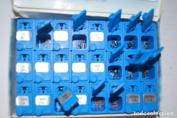Radios antiguas: Componentes de electronica SMD - Foto 2 - 150738590