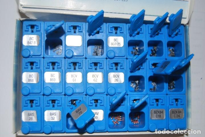 Radios antiguas: Componentes de electronica SMD - Foto 8 - 150738590