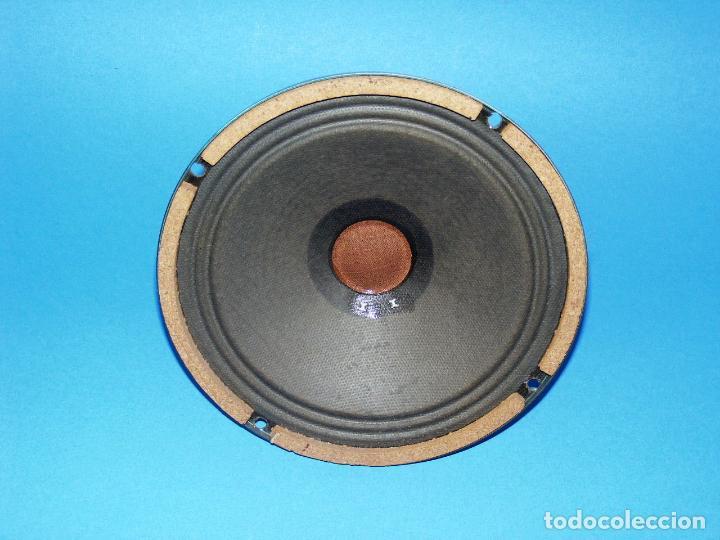 Radios antiguas: ALTAVOZ DE 16,5 CMS. PARA RADIO A VÁLVULAS. - Foto 3 - 152959362