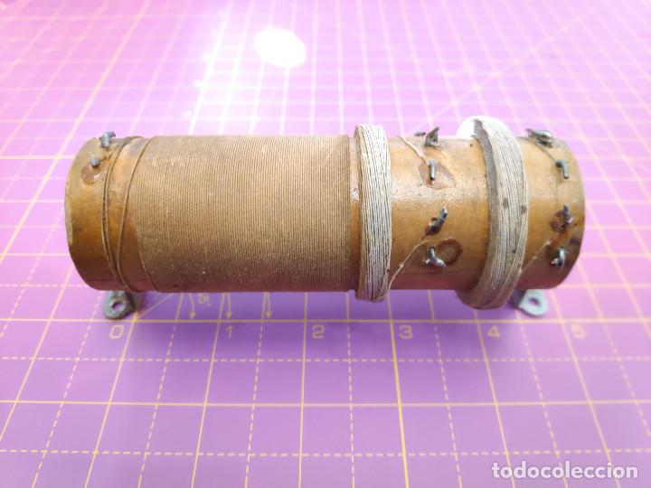 Radios antiguas: Lote de 2 bobinas grandes de radio - Foto 5 - 153103022