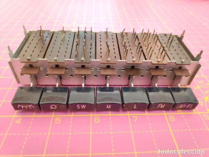 Radios antiguas: 1 unidad de conmutador de ondas NOS - Foto 2 - 153193214