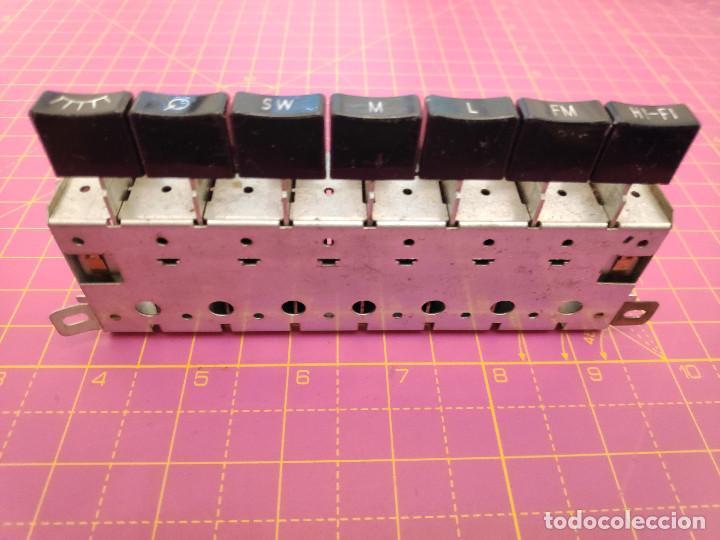 Radios antiguas: 1 unidad de conmutador de ondas NOS - Foto 3 - 153193214