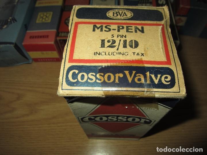 VALVULA MS PEN = E446 PHILIPS = RENS1284 TELEFUNKEN NUEVA (Radios, Gramófonos, Grabadoras y Otros - Repuestos y Lámparas a Válvulas)