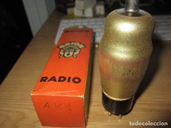 VALVULA AK1 NUEVA (Radios, Gramófonos, Grabadoras y Otros - Repuestos y Lámparas a Válvulas)