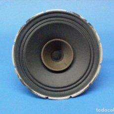 Radios antiguas: ALTAVOZ DOBLE CONO 16,5 CMS. PARA RADIO A VÁLVULAS PHILIPS BE462A. Lote 154022226
