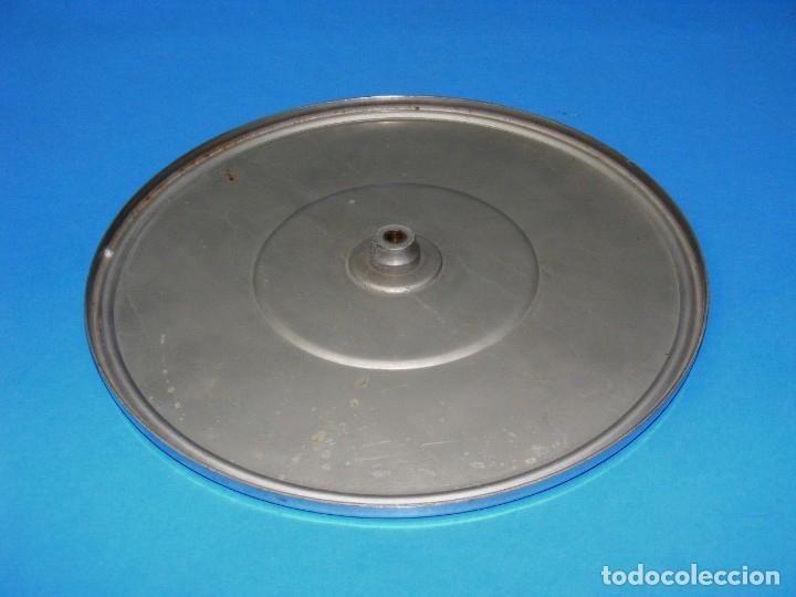 Radios antiguas: PLATO PARA GRAMOLA DE 25 CMS. - Foto 2 - 157670233