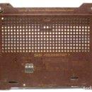 Radios antiguas: TAPA TRASERA SABA FREUDENSTADT 7.. Lote 26363647