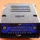 Radios antiguas: CONECTOR 28 PINES MACHO HRSTOT....SANNA. Lote 158443282