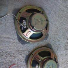 Radios antiguas: DOS ALTAVOCES YAMAHA 302. 15 W. XL364. MADE IN JAPAN. Lote 160229242