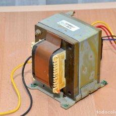 Radios antiguas: TRANSFORMADOR DE ALIMENTACION PARA AMPLIFICADOR SHERWOOD AX-5030R. Lote 160656878
