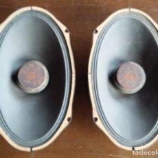 Radios antiguas: LOTE ALTAVOCES. Lote 161268666