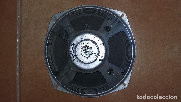 Radios antiguas: altavoz roselson - Foto 2 - 161837246