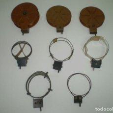 Radios antiguas - 8 X ANTIGUAS BOBINAS DE RADIO DE LOS AÑOS 20-LOTE 1 - 161894234